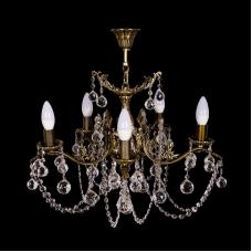 Люстра бронзовая Ангел № 5 (5 ламп)