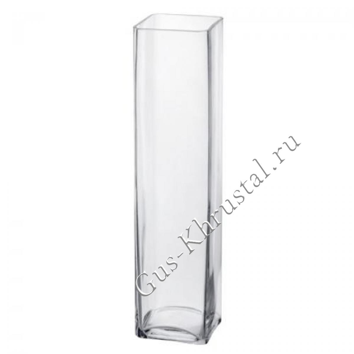 Ваза Квадрат 50см (стекло)